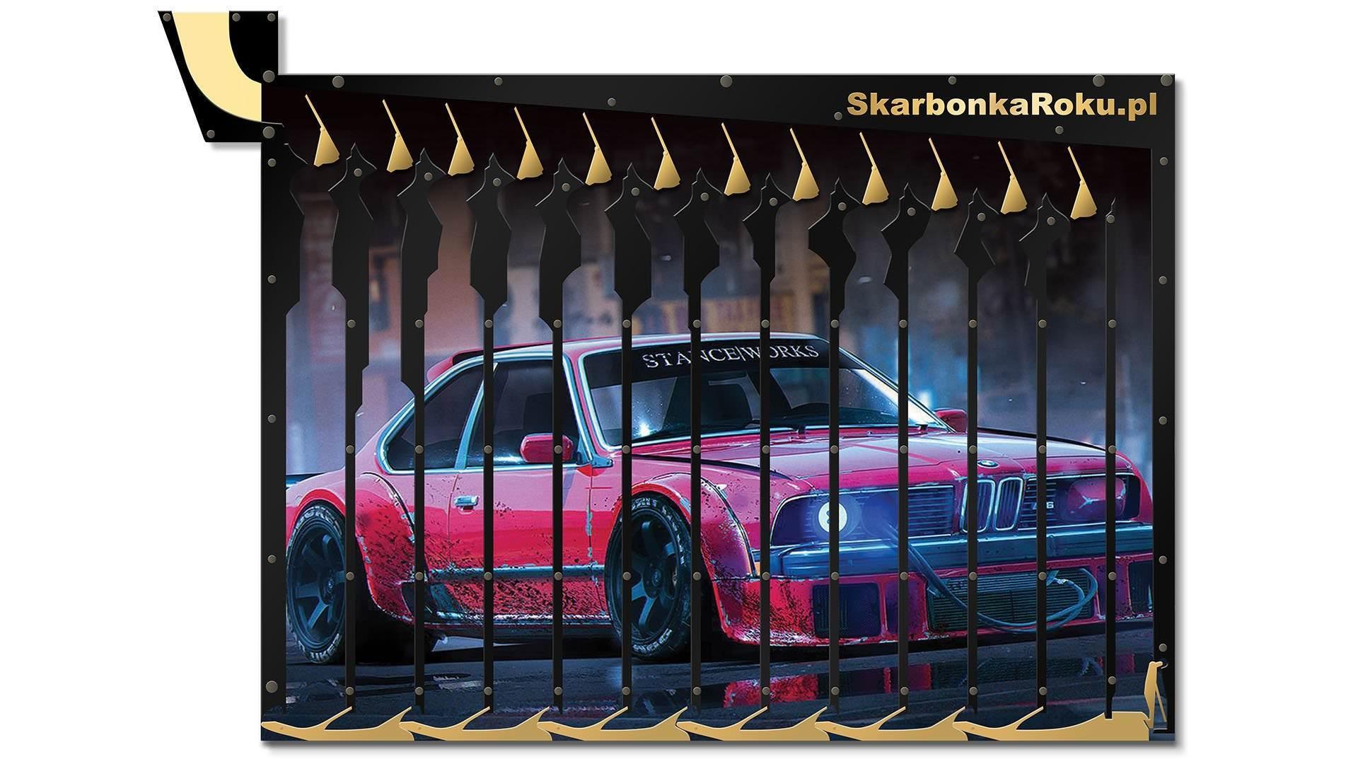 Skarbonka BMW