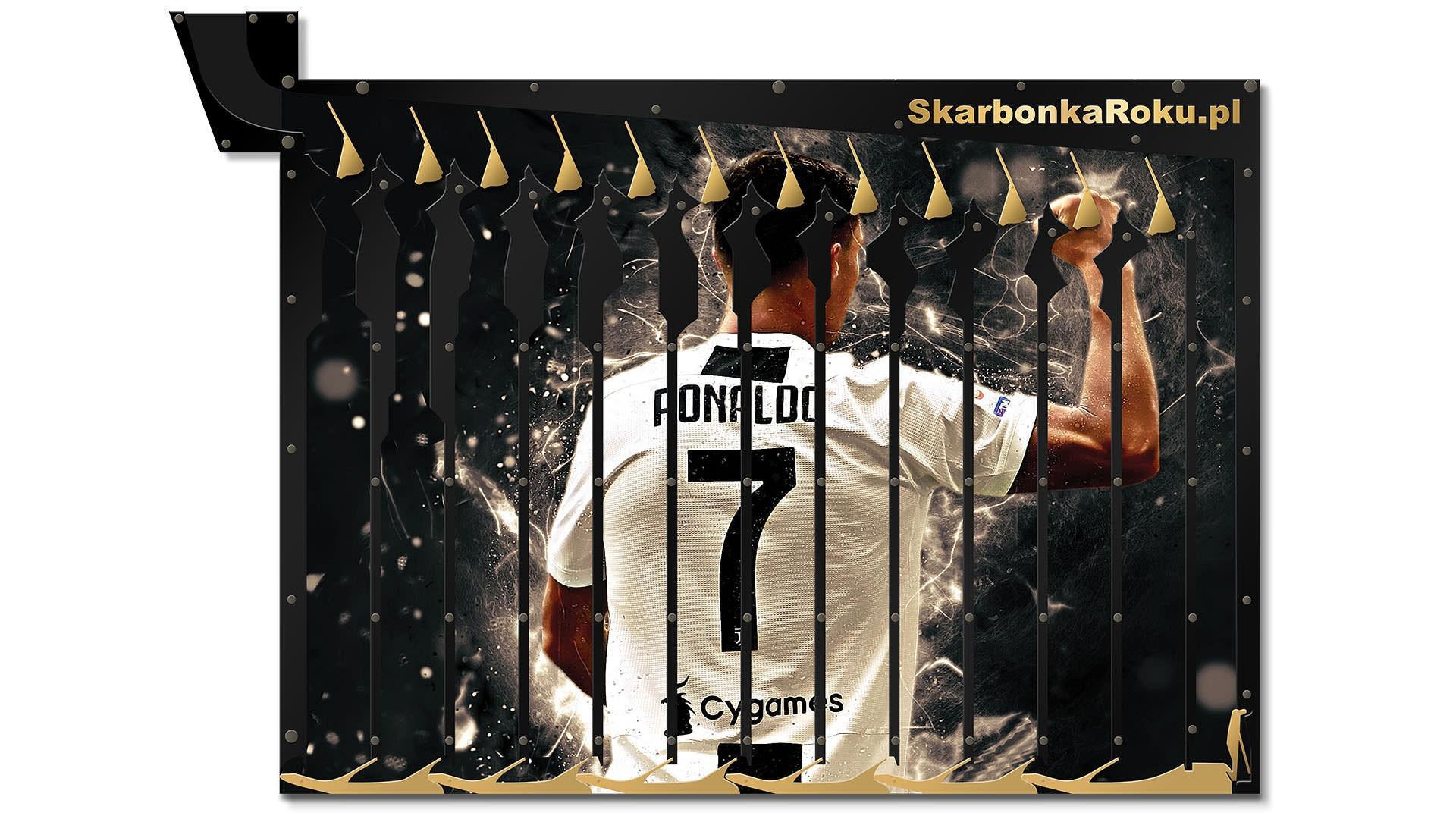 Skarbonka Cristiano Ronaldo