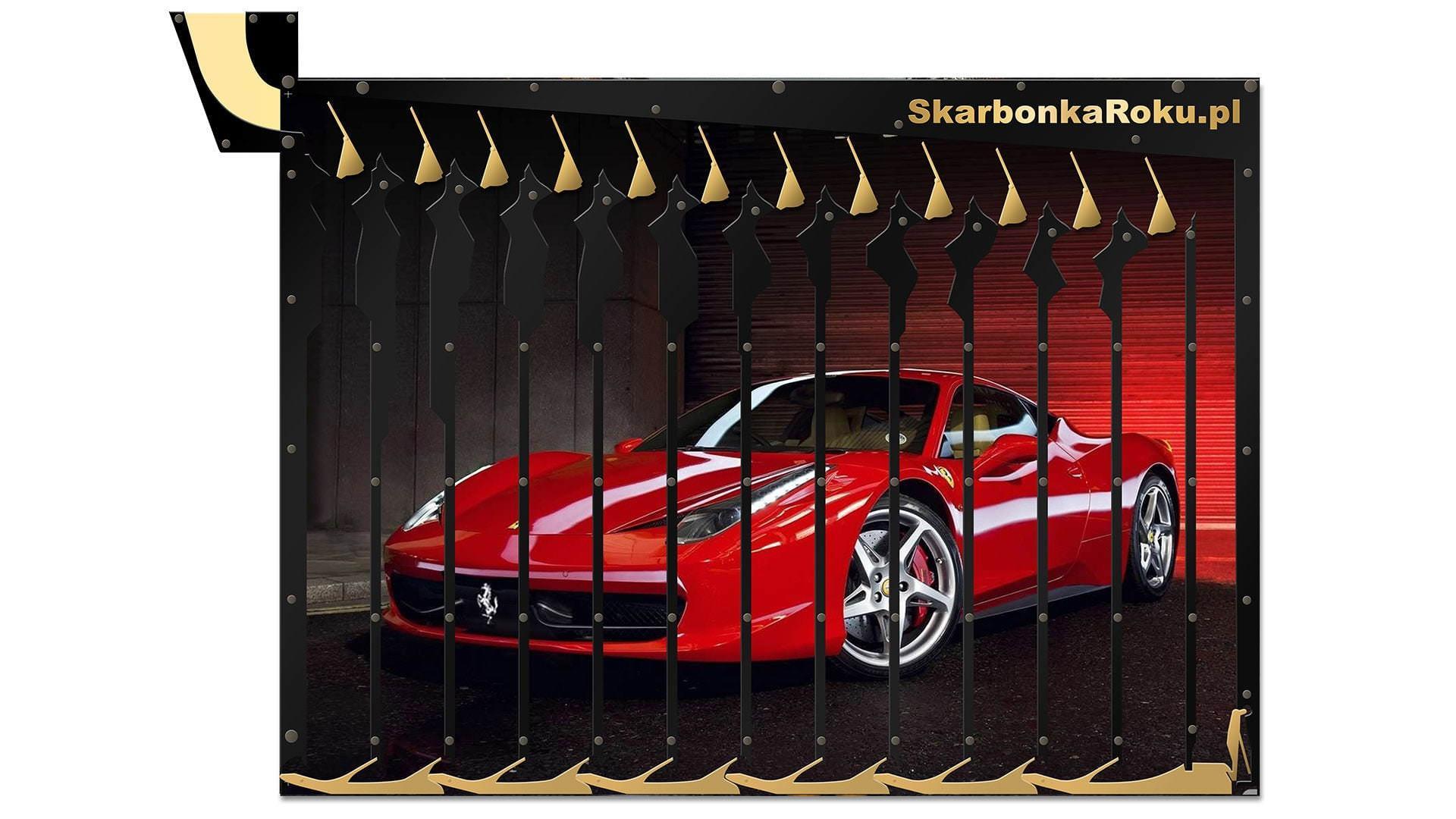 Skarbonka Ferrari
