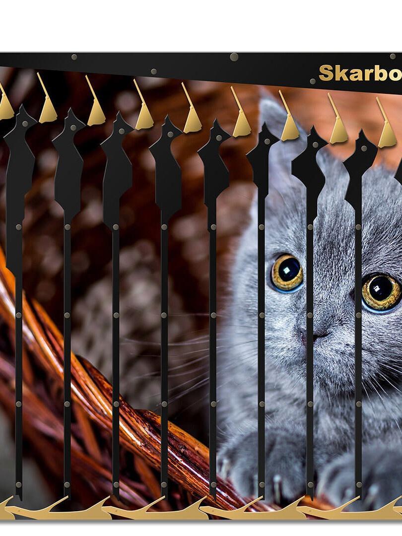 Prezent dla miłośników kotów