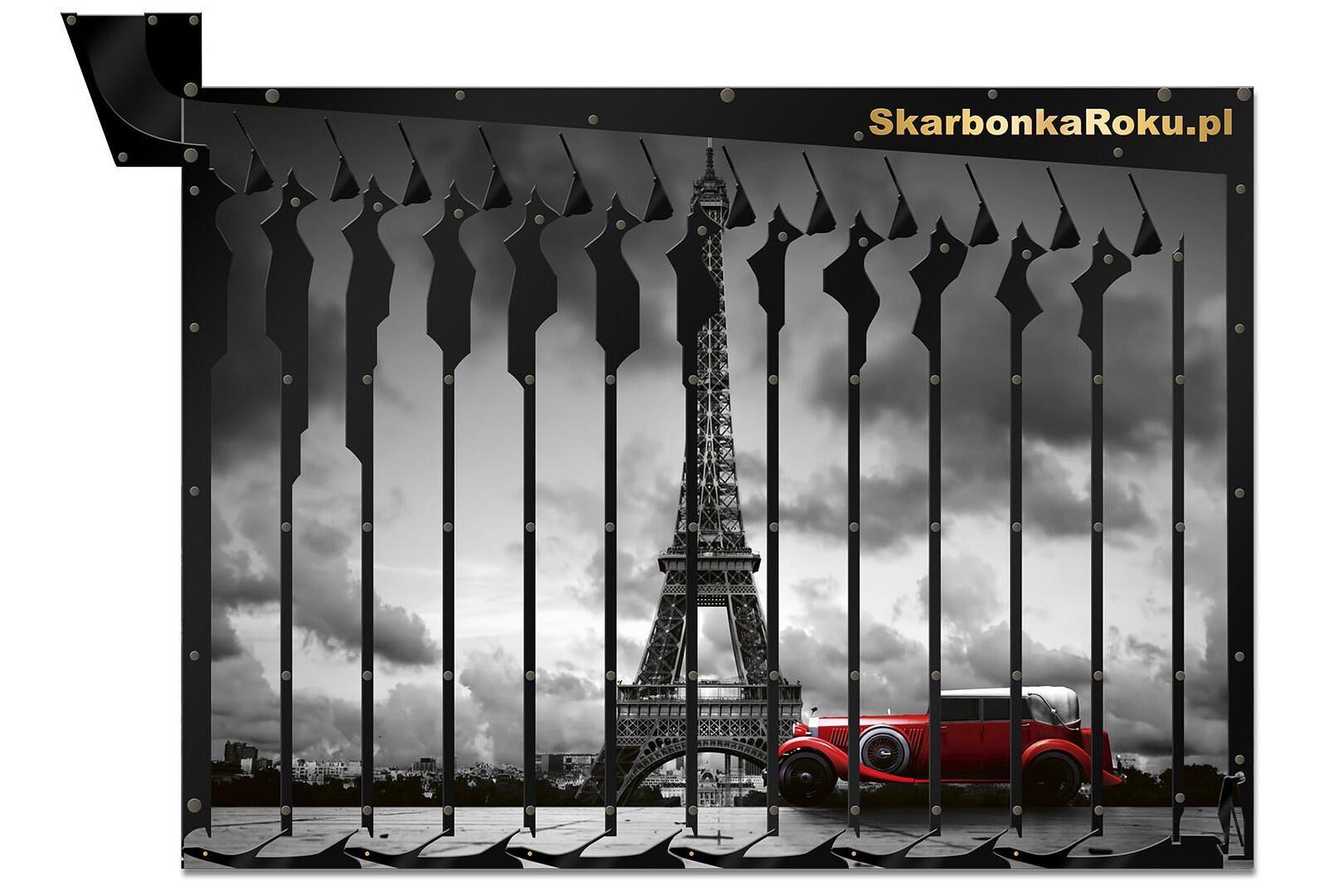 Paryż | Prezent z wieżą Eiffla